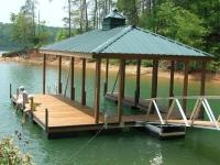 24'x28' Slip Dock The Cliffs Communities