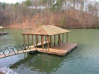26'x28' Slip Dock  The Reserve